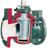 T-41 and T-43 Lined Plug Valve - Image