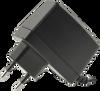 Wall Plug-In European Blade AC-DC Power Supply -- SWI15-12-E - Image