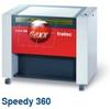Flatbed Laser Engraver and Cutter -- Speedy 360 fiber