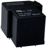 Power Relays, Over 2 Amps -- 2449-J115F11AH24VDCSH1.5U-ND -Image