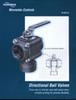 D Series Diverter Ball Valve - Image