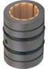 DryLin® R Self-aligning, Low Clearance Linear Plain Bearings, mm -- RJUM-23