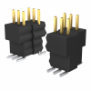Rectangular Connectors - Headers, Male Pins -- BKT-131-05-F-V-P-TR-ND -Image