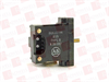 ALLEN BRADLEY X-36182 ( OVERLOAD RELAY, LEFT HAND, SIZE 0/1, TYPE 709 ) -- View Larger Image