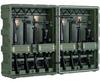 Pelican Custom Case for 8 ea M4s or M16s - Olive Drab -- PEL-472-M4-M16-8-137 -Image