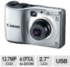 Canon A1200 5031B001 PowerShot Digital Camera  - 12 MegaPixe -- 5031B001 - Image