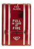 Fire Alarm Pull StationBreak Glass Type -- 270 Series