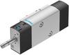 Pneumatics, Hydraulics - Valves and Control -- 2171-VSNC-FC-M52-MD-N14-F8-ND -Image