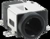 Interconnect > Dc Power Connectors > Jacks > 0.8 mm Center Pin -- PJ-028-SMT-TR