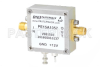 1 dB NF Low Noise Amplifier, Operating from 20 MHz to 1.5 GHz with 20 dB Gain, 17 dBm P1dB and SMA -- PE15A1057 - Image