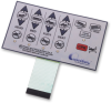 Custom Polymer Thick Film Membrane Switches -Image