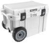 Pelican 45 Qt Elite Cooler with Wheels - White | SPECIAL PRICE IN CART -- PEL-45QW-1-WHT -Image