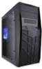 Apevia X-TRPJR-BK/450 X-Trooper Jr Mid Tower Case - ATX, Mic -- X-TRPJR-BK/450