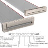 Rectangular Cable Assemblies -- M3BEK-5036J-ND -Image