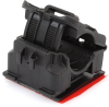 HellermannTyton 156-02634 Adjustable In-Line Ratchet P-Clamp, Bundle Dia. 0.50