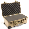 Pelican 1510 Carry On Case with Foam - Desert Tan | SPECIAL PRICE IN CART -- PEL-1510-000-190 - Image
