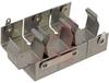 Battery Holder; C; 0.875 in. to 1.125 in.; Aluminum; 3; Solder Lug -- 70182734 - Image
