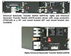 Alpha Universal Automatic Transfer Switch -- UATS