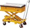 Portable Foot Pump Ball Transfer Lift -- PTL990 -Image