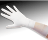 ESD Nitrile Glove Powder Free White -- Q095L - Image