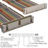 Rectangular Cable Assemblies -- M3AKK-4040K-ND -Image