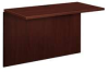 Bridge for Desk,Mahogany -- 14K142