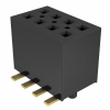 Rectangular Connectors - Headers, Receptacles, Female Sockets -- FLE-104-01-G-DV-A-TR-ND -Image