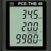 Temperature / Humidity / Barometric Pressure Data Logger PCE-THB 40
