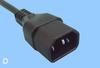 Universal Jumper Power Cord -- 86557021