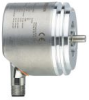 Incremental encoder with solid shaft and display -- RUP500 -Image