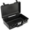Pelican 1525 Air Case - No Foam - Black   SPECIAL PRICE IN CART -- PEL-015250-0010-110 -Image
