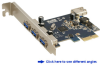 4-Port SuperSpeed USB 3.0 PCI Express (x1)&#8230 -- PEU433