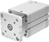 ADNGF-80-20-PPS-A Compact cylinder -- 574060 -Image