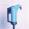 "Lever Drum Pump, PP/SS/Viton, 8 Strokes/Gallon; 2"" IPS Bung -- GO-06511-40 -- View Larger Image"