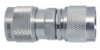 5104 Coaxial Adapter, Precision (Type N, 18 GHz) - Image