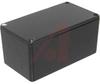 ENCLOSURE;DIECAST ALUM;IP66;WATERTIGHT;BLACK;SCREWS INCL.;4.51X2.52X2.01IN -- 70165850