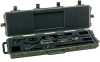 Pelican iM3300 Case with Custom Foam for 1ea M249 Machine Gun - Olive Drab -- PEL-472-PWC-M249-OD -Image