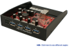 4-Port SuperSpeed USB 3.0 Front Panel Hub &#8230 -- FPH430