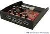 4-Port SuperSpeed USB 3.0 Front Panel Hub &#8230 -- FPH430