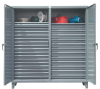 Extra Wide Storage with Drawers -- 66-DS-242-28DB - Image