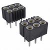 Rectangular Connectors - Headers, Receptacles, Female Sockets -- 410-83-396-01-640101-ND -Image