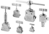 High Pressure Needle Valves -- View Larger Image