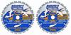 Irwin 1770073/24035C Marathon Carbide Blade 7-1/4