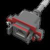 Acclimate™ Sealed Cable Systems Ethernet Acclimate™ IP68 Sealed Rectangulars -- RPCE - Image