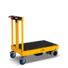 R-Go Motorized Platform Cart (36