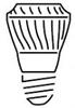 LED - PAR16 - LED4P16S830/30 -- 75848 -- View Larger Image