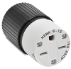 15A Electrical Connector: straight blade, 250VAC, NEMA 6-15 -- BRY5669NC