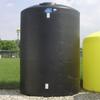 Black Vertical Polyethylene Tanks -- 11732