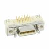 D-Shaped Connectors - Centronics -- 10220-55G3PL-ND - Image