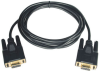 Null Modem Serial DB9 Serial Cable (DB9 F/F), 6-ft. -- P450-006 - Image